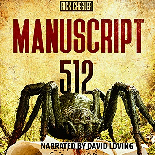 Manuscript 512 audiobook cover art