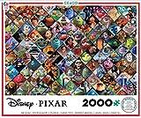 "Ceaco Disney/Pixar Clips Jigsaw Puzzle, 2000 Pieces Multi-colored, 5"""