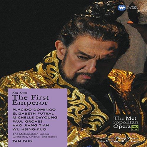 Dun, Tan - The First Emperor [2 DVDs]