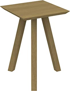 パモウナ サイドテーブル 幅40×高さ59×奥行40 日本製 CGROREC40TWOLWO
