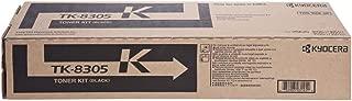 Mita Kyocera Toner Cartridge - Tk-8305, Black