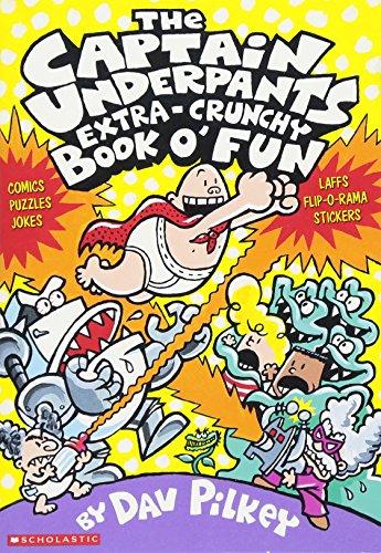 The Captain Underpants Extra-Crunchy Book o' Fun Alabama