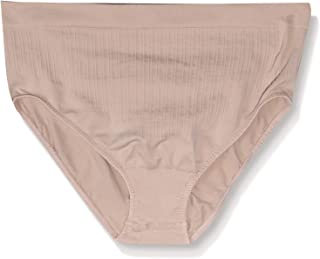 Carina Plain Ribbed High-Rise Classic Brief for Women