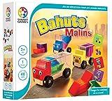SmartGames Bahuts Malins Preescolar Niño/niña - Juegos educativos (Multicolor, Preescolar, Niño/niña, 3 año(s), 8 año(s), 48 pieza(s))