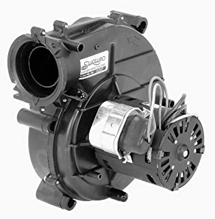 "Fasco A227 3.3"" Frame Permanent Split Capacitor OEM Replacement Specific Purpose Blower with Sleeve Bearing, 1/25HP, 3450rpm, 115V, 60Hz, 0.7 amps"