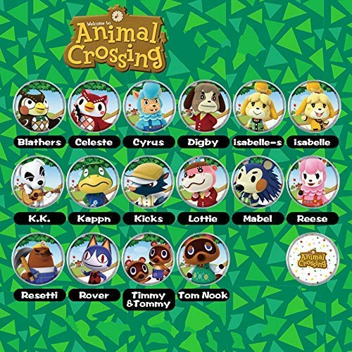 animal crossing switch game card
