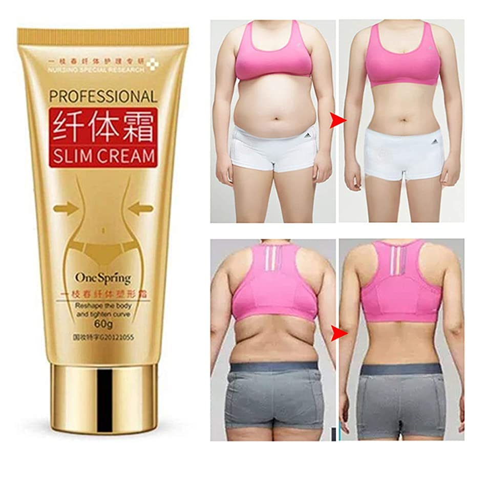 Slim Cream,Professional Weight Loss Slimming Creams,Cellulite Removal Cream,Natural Skin Tightening Cream,Leg Body Waist Belly Fat Burner for Women and Men