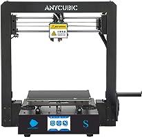 ANYCUBIC 3D プリンター Mega S FDM DIY 金属フレーム 高精度 TPU/PLA/ABS プリンター 停電復旧機能 印刷サイズ210 * 210 * 205mm 日本語説明書