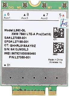 4G LTEモジュール 4x4 4G LTEカード MIMO 256QAM LTE-A 高性能 ワイヤレスカードネットワークカード 無線ネットワークカード M.2インターフェース Fibocom Cat16 1Gbps L860-GL用