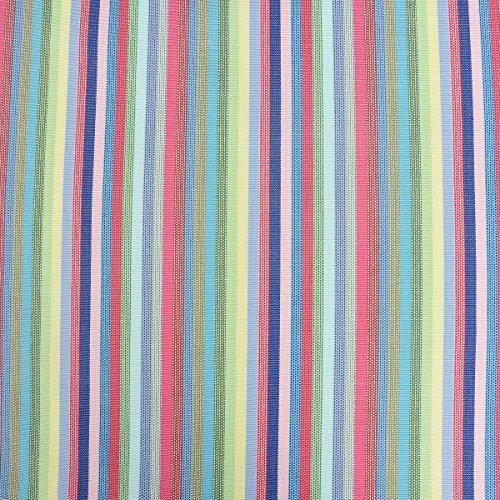 Outdoorstoff Markisenstoff Gartenmöbelstoff Toldo Streifen pink grün blau rot rosa 160cm