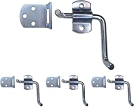 Mega Cargo Control 4 Pack Side Gate Corner Side Latch Set for Stake Truck Stake Body Truck
