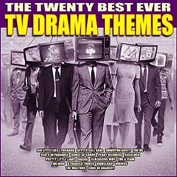 The Twenty Best Ever TV Drama Themes