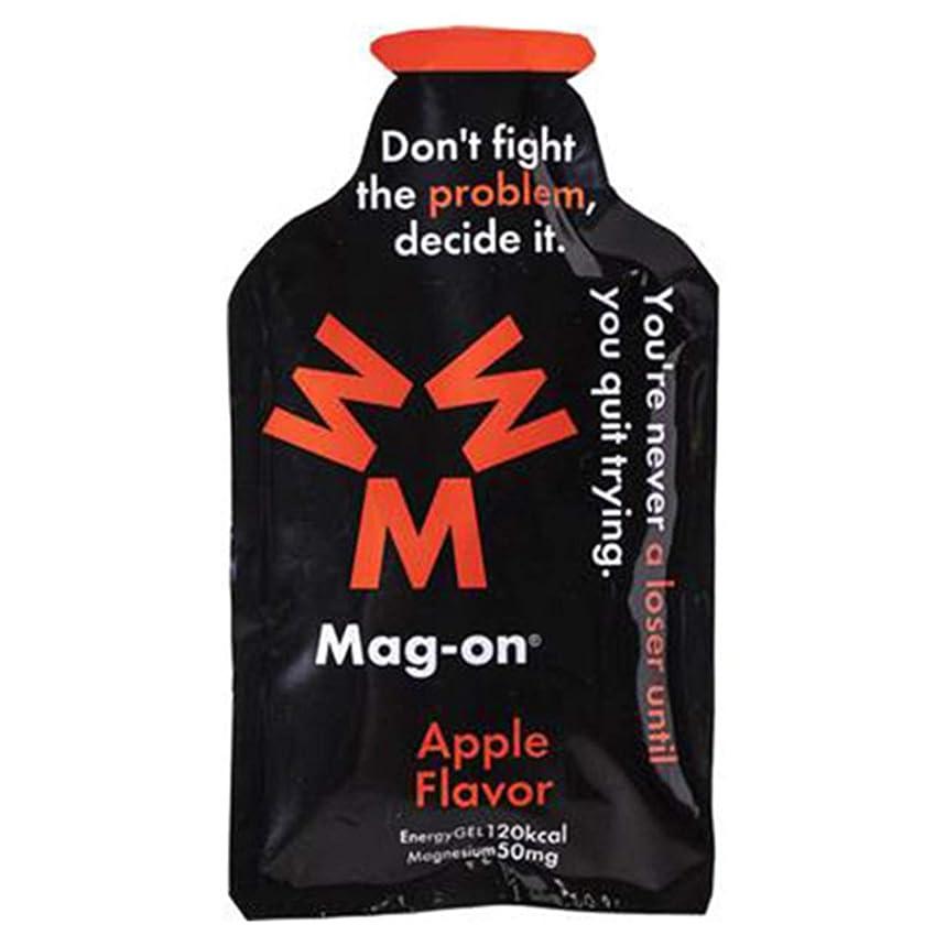 系譜プロット滅びるMag-on】マグ?オン Mag-ongel マグオン?ジェル サプリメント Magongel アップル