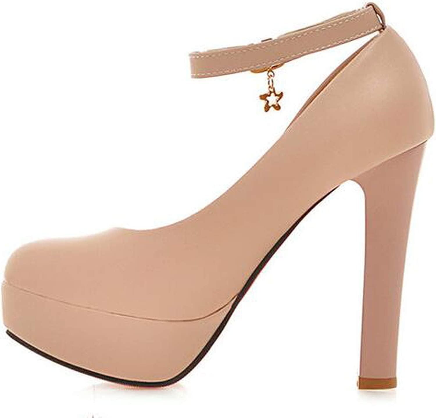 Star Harbor White Female shoes Women's shoes High Heels Nightclubs Thin Platform Night Shallow Mouth