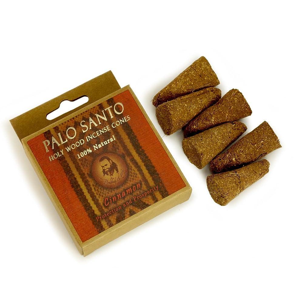 ピアノ番目微視的Palo Santoとシナモン?–?保護& Prosperity?–?6?Incense Cones