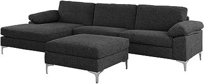 Amazon Com Sofa Sectional Futon Sofa Bed Living Room