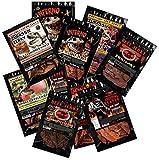"1.5 + lbs. Jurassic Jerky Carnivore Candy Sampler ""Ultimate Carnivore"" A ""Grab-Bag"" (9 pack)"