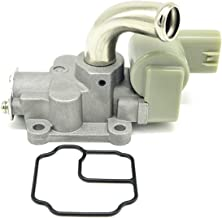 Idle Air Control Valves Replacement For Toyota 2.4L 2.7L IAC IACV 22270-75040 Car Motor with Gasket