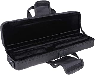 Baosity 軽量 フルート  ケース  バッグ  パッド入り  ショルダーバッグ  保護  柔らかい内部  楽器 アクセサリー
