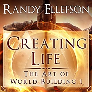 Creating Life audiobook cover art