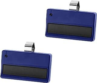 Garage Door Remote Opener for Liftmaster 371LM Chamberlain 950CD 953CD - 2 Pack