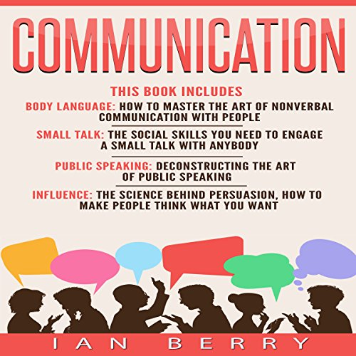 Communication: 4 Manuscripts cover art