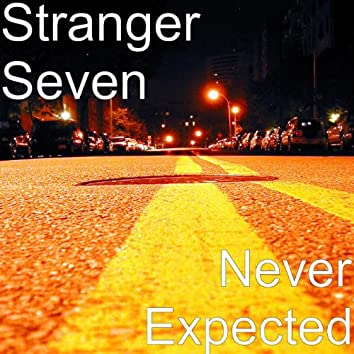 Never Expected - Single