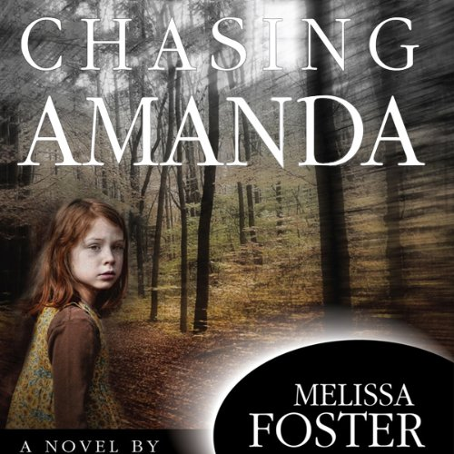 Chasing Amanda audiobook cover art