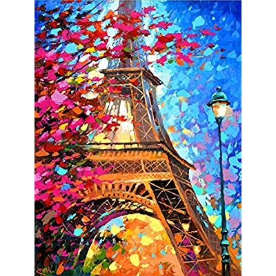 Famous Diamond Painting Kits for Adults, 5D Cry...