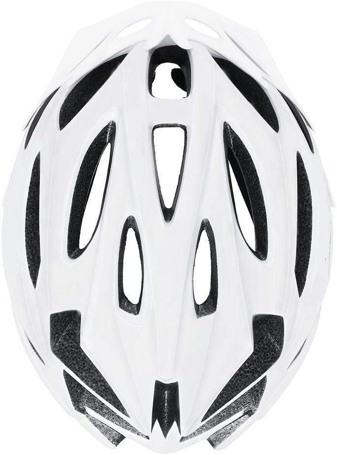 fietshelm SFBBBO Fietshelm Fietshelm In-Mold Mtb Fietshelm Road Mountain Helmen Veiligheidsdop 55-61cm Donkergrijs Zwart