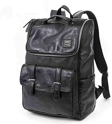 C&S Rucksack-m licher Mode-Tendenz-Computer-Beutel-zuf iger Student Travel Bag Tide