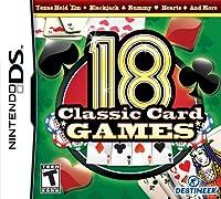 18 Classic Card Games (輸入版)