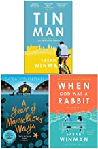 Sarah Winman Collection 3 Books Set (When God was a Rabbit, A Year of Marvellous Ways, Tin Man)