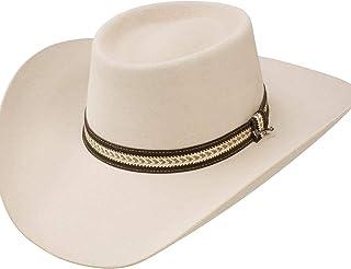Stetson Unisex Jameson Silver Belly 6X Felt Cowboy Hat Silver Belly 7 1 4 7c15775270e