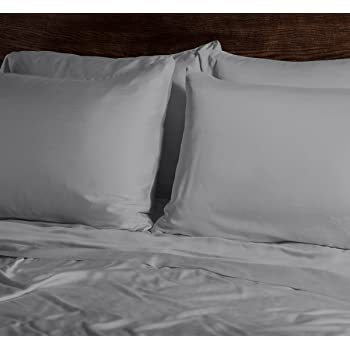 Ultra-Soft Honey Set of 2 Absorbent Fibers Pull Moisture Away from Your Head and Dry Quickly King SHEEX ECOSHEEX Bamboo Origin Pillowcase