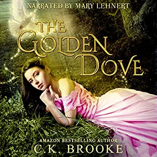 The Golden Dove audiobook cover art