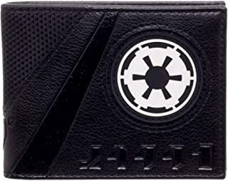 Star Wars Wallet Empire Imperial Logo Bifold Wallet