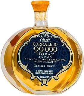 Tequila Corralejo 99000 Horas Añejo 750 Ml