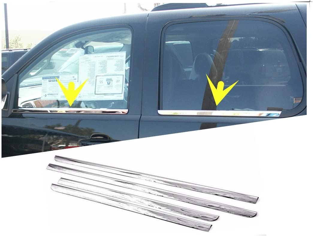 eLoveQ New products, world's highest quality popular! Directly managed store Polished Stainless Steel Chrome Trims Sill 200 FOR Window