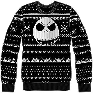 Nightmare Before Christmas Jack Ugly Sweater