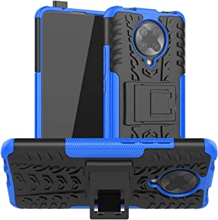 FanTing Case for Xiaomi Redmi K30 Pro Zoom, Detachable 2 in 1 Shockproof Cover [Drop Resistance] [High Impact] [Heavy Duty...