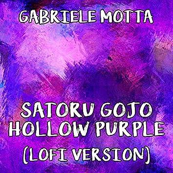 """Satoru Gojo Hollow Purple (From """"Jujutsu Kaisen"""", Lofi Version)"""