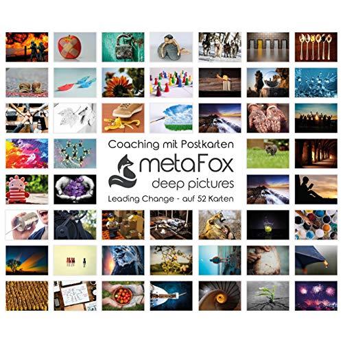 metaFox   Leading Change   52 Postkarten für Coaching & Change Management