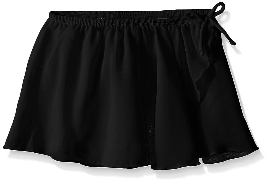 Jacques Moret Girls' Dance Basic Wrap Skirt