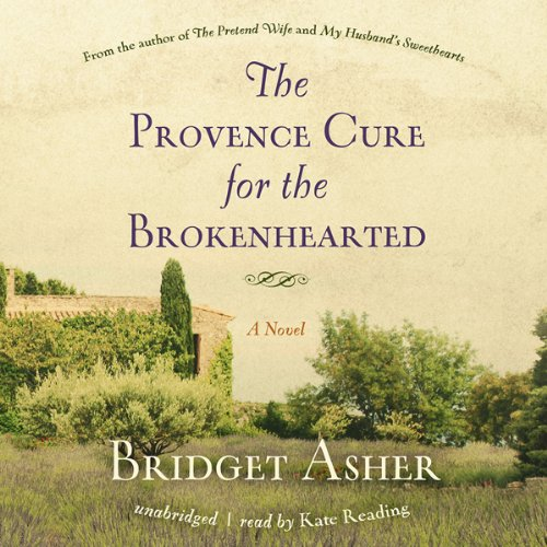 The Provence Cure for the Brokenhearted audiobook cover art