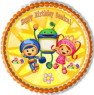 Best umizoomi cake toppers Reviews