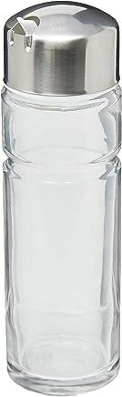 Vidro para Azeite/Vinagre com Tampa Tramontina Utility Prata