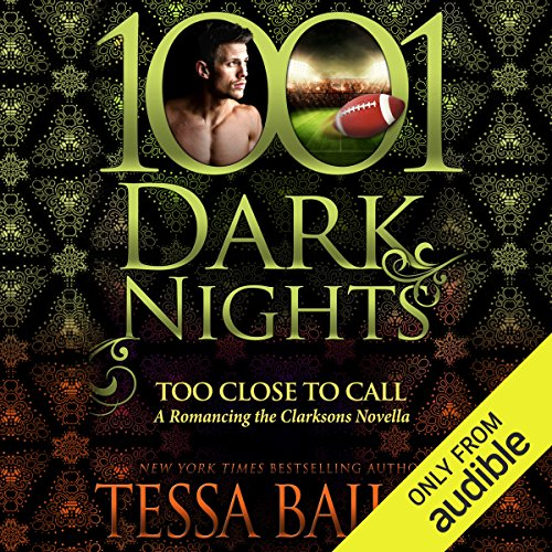 Too Close to Call audiobook cover art