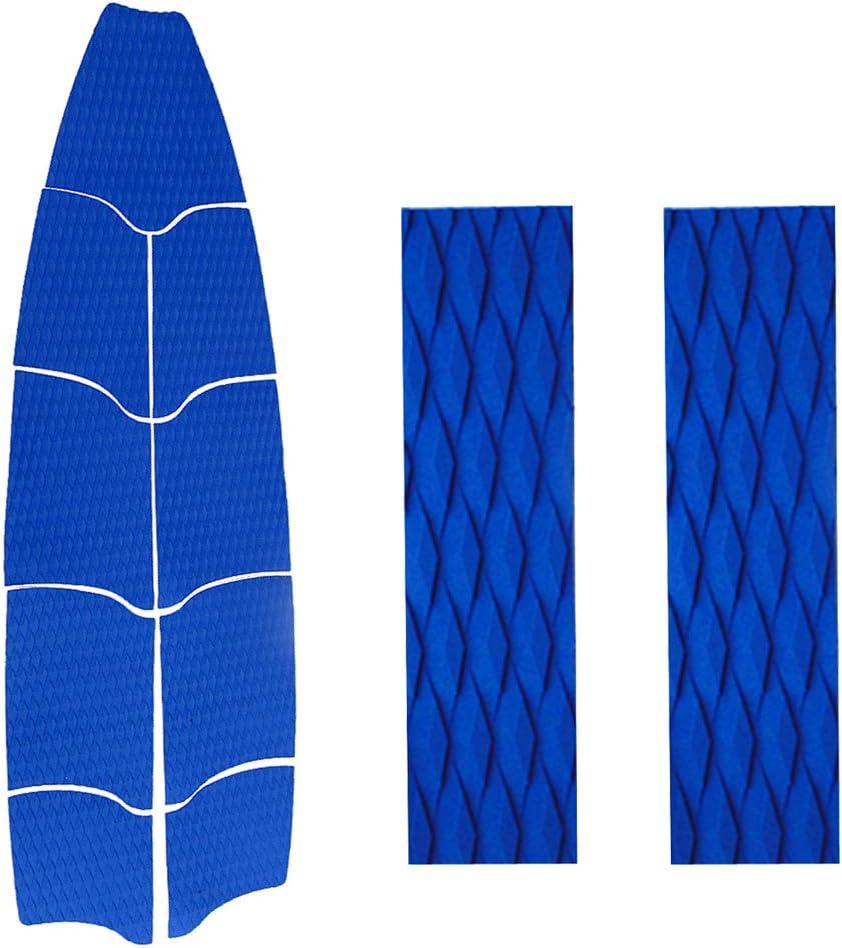 11x EVA Oklahoma City Mall Universal Surfboard Longboard Year-end annual account Kayak Boat Tail Tracti Pad