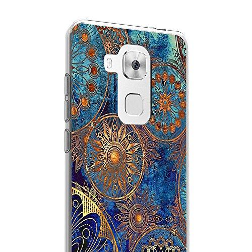 FoneExpert® Huawei Nova Plus Tasche, Ultra dünn TPU Gel Hülle Silikon Case Cover Hüllen Schutzhülle Für Huawei Nova Plus - 3